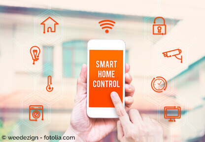Smart Home Control - Vom Internet of Men zum Internet of Things